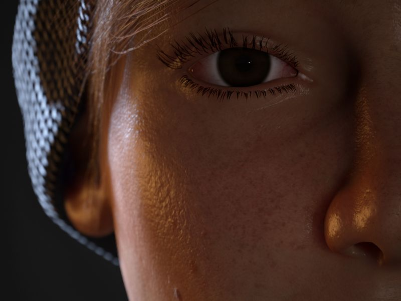 Face Texturing Exercise