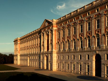 Caserta, Master Thesis project.
