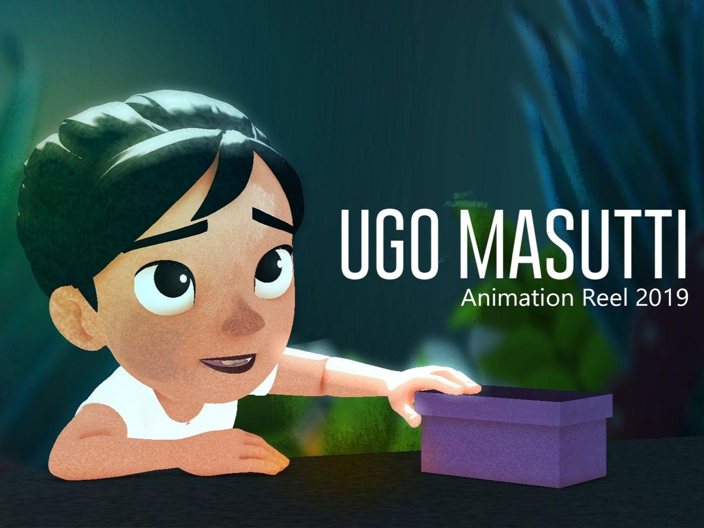 Ugo Masutti Animation Reel 2019