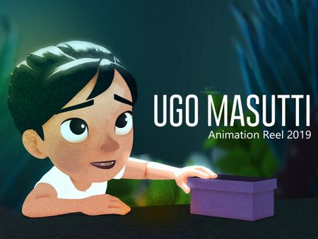 Ugo Masutti Animation Reel 2019