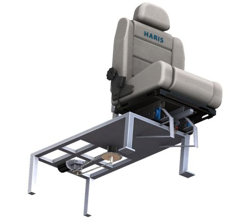 Ergonomic Seat Assistance for Handicapped people exclusively for Mehran