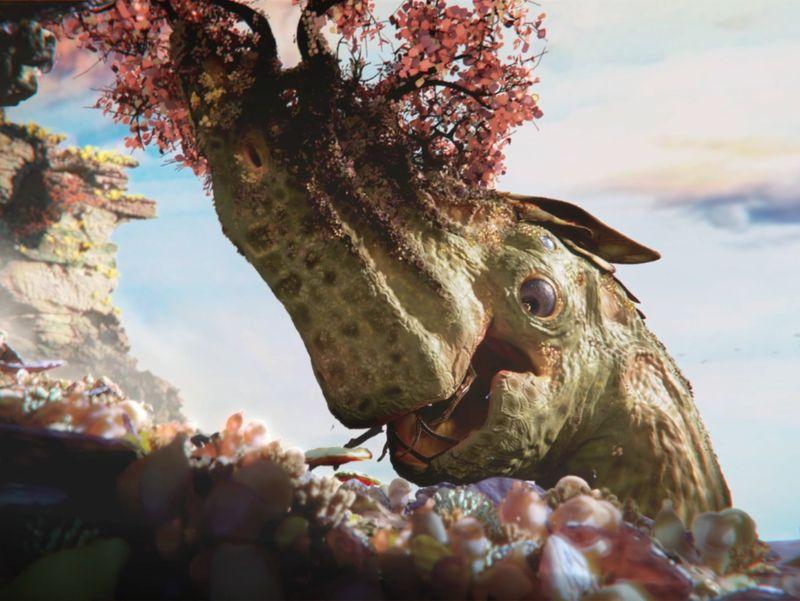 TreeHead Giant Creature