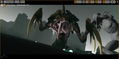 Rebelway FX Challenge / Unreal Engine Addicted