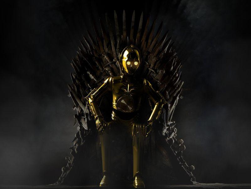 King C3PO
