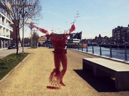 Group project Dancing in Kortrijk