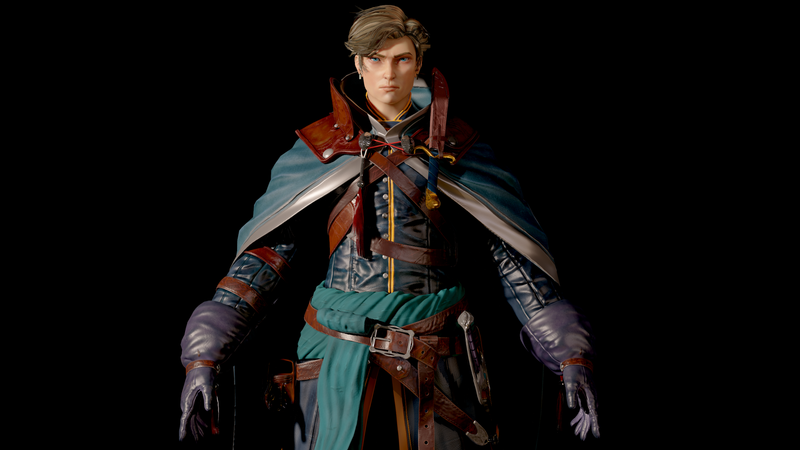 Giovanni_Game Model