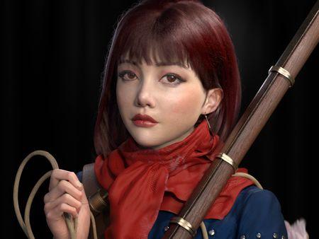Korean sodier