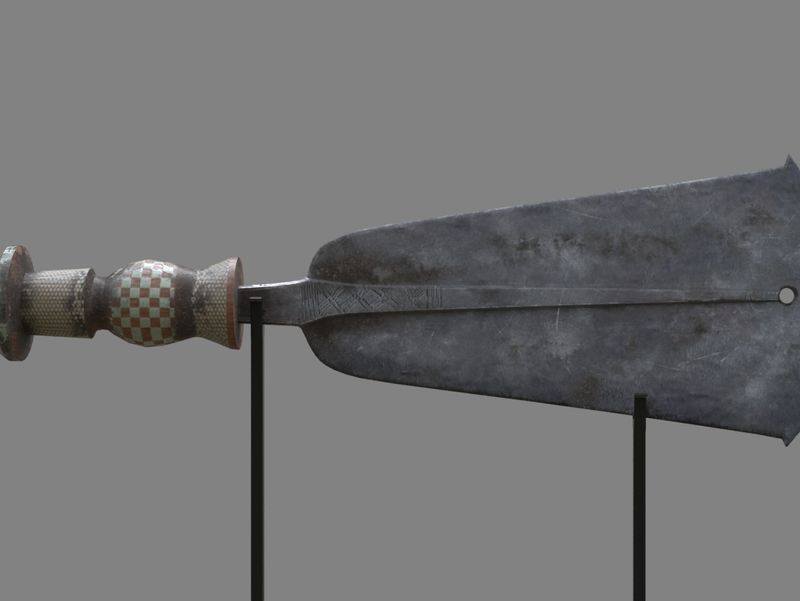 African sword/knife