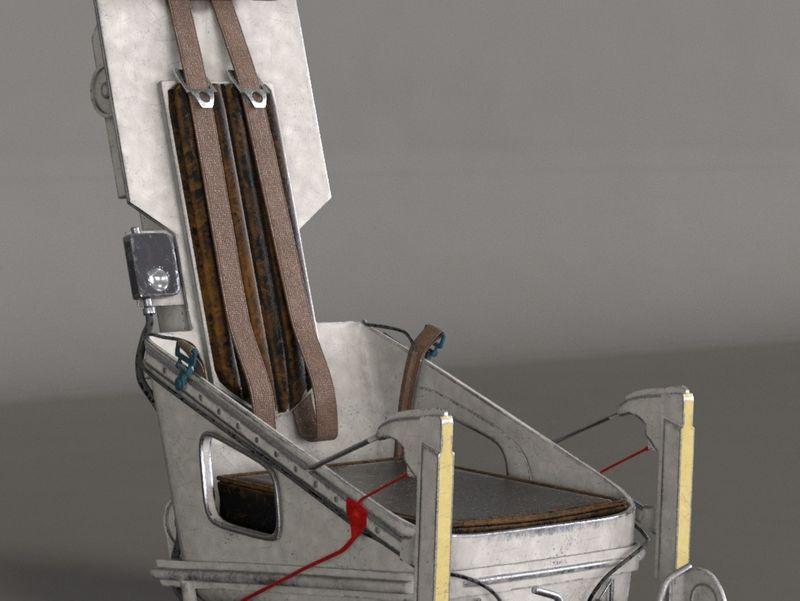 KK-2 ejection seat