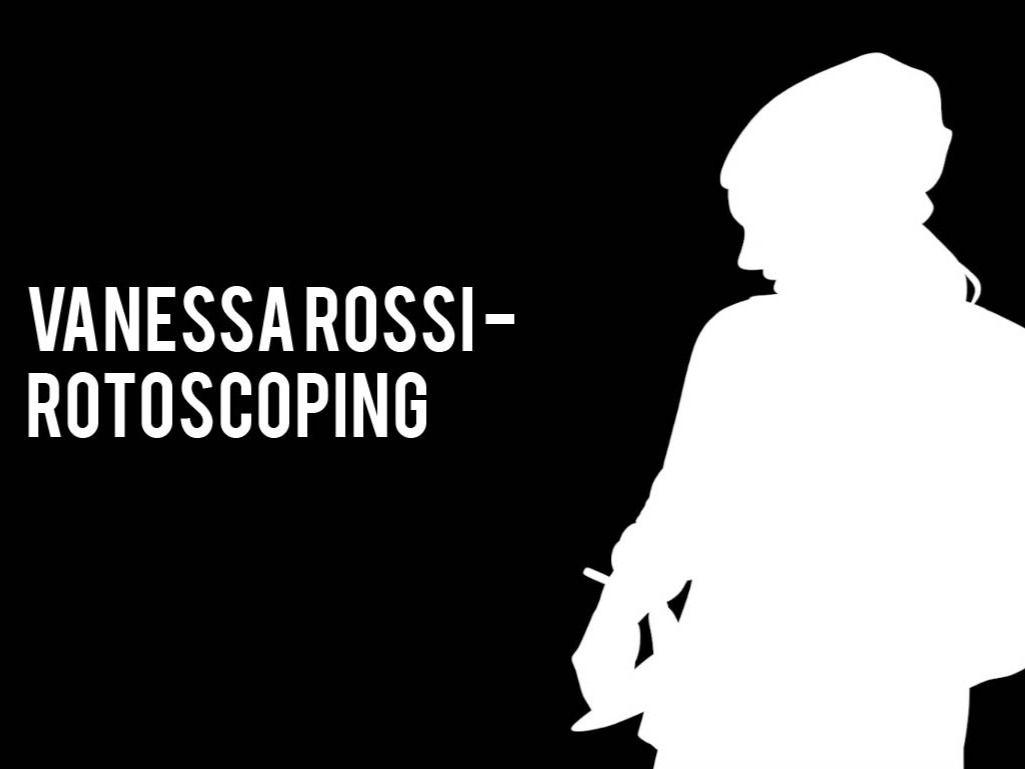Rotoscoping Showreel