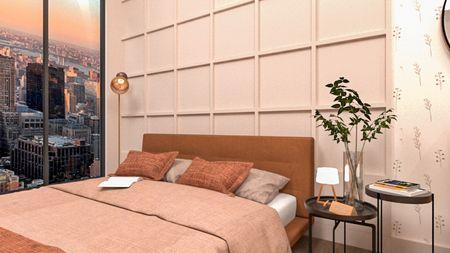 Minimalist Earth Toned Bedroom