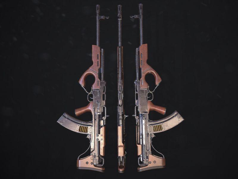 Bull Dog Gun
