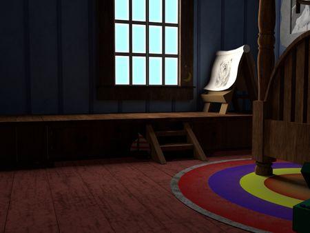 Lilo's Room