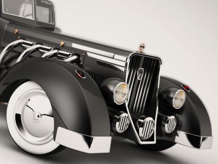Vinatge Car