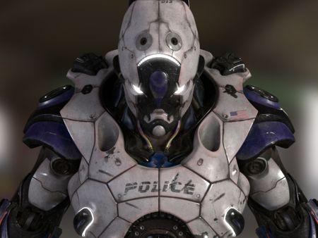 Mecha - Leviathan Sentinel