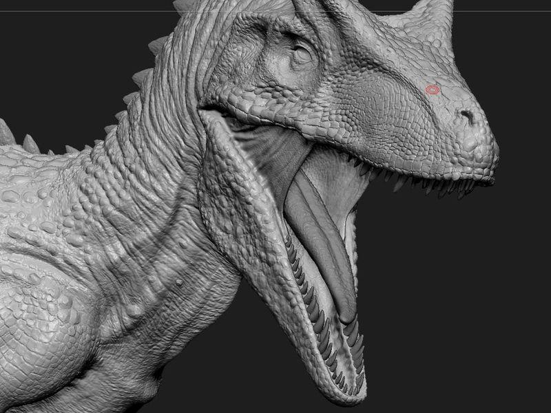 Allosaurus - Mentorship Project (2019)