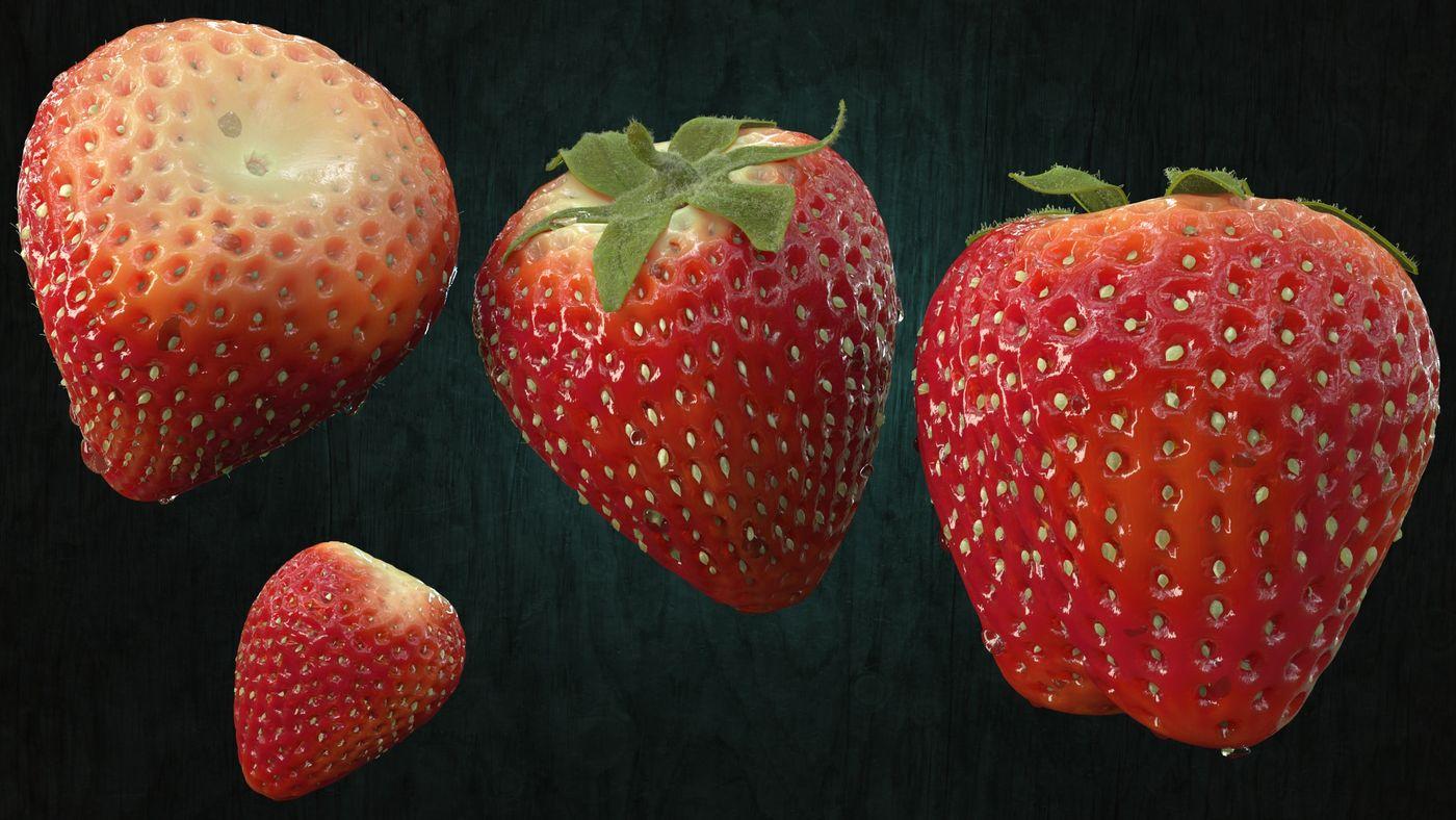 Strawberry J Vedaprashanth61