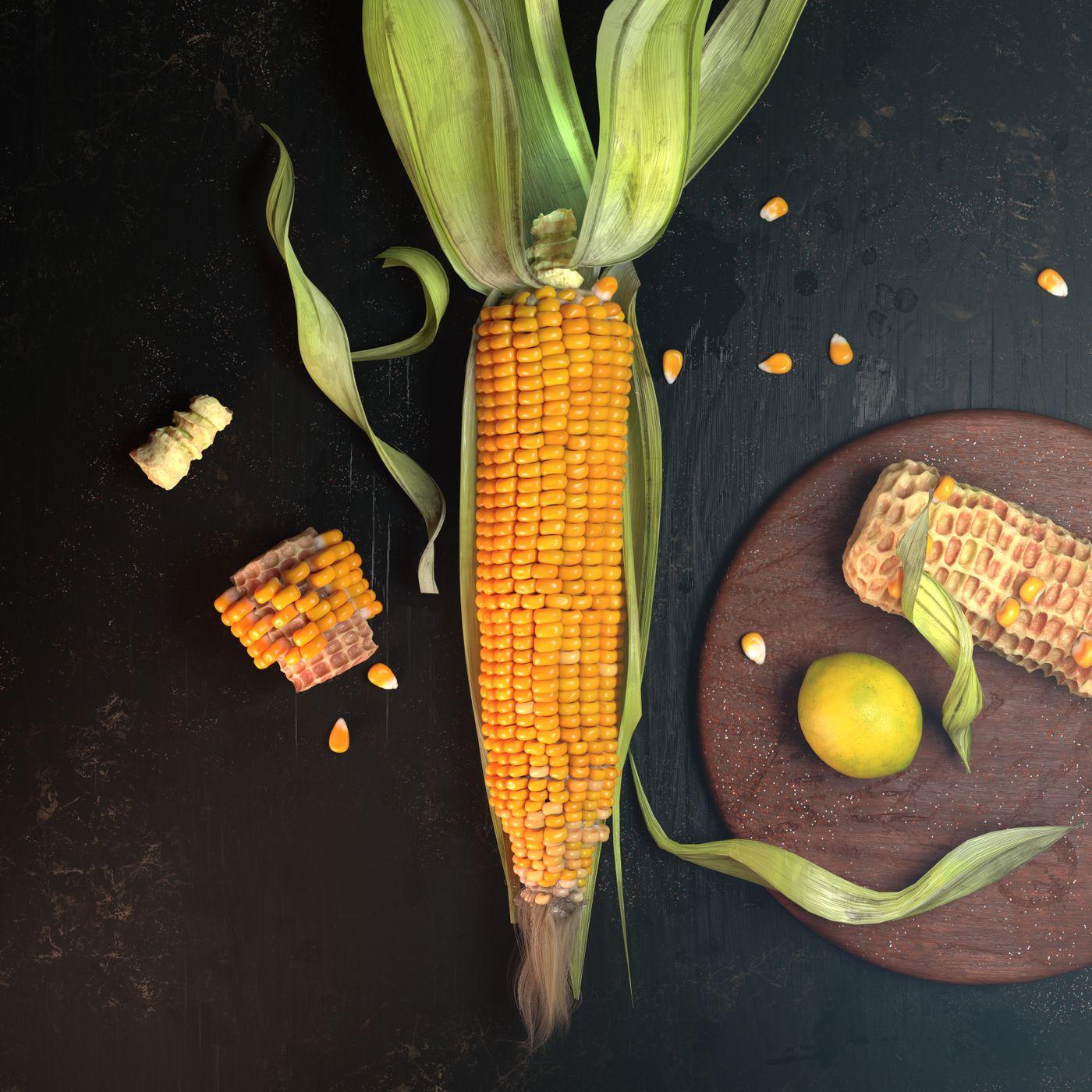 Corn Image 1 Vedaprashanth61