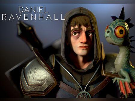 Daniel Ravenhall - Character Work Showcase