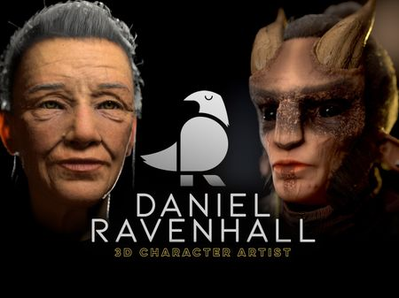 Daniel Ravenhall - 2021 Character Showcase