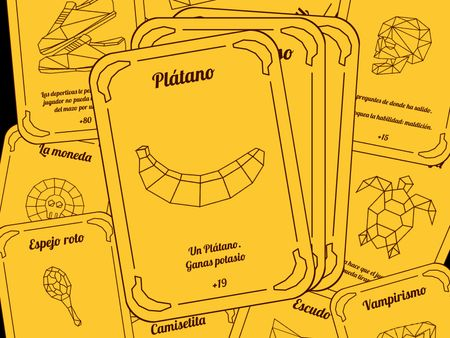 Cards Ilustration