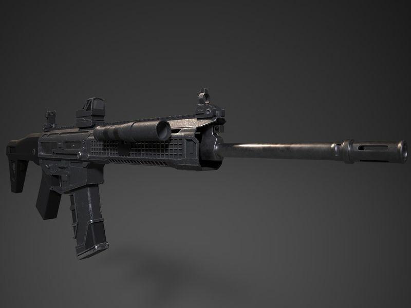 Rifle Exercice