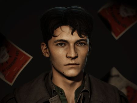 Tommy Bust - Dunkirk