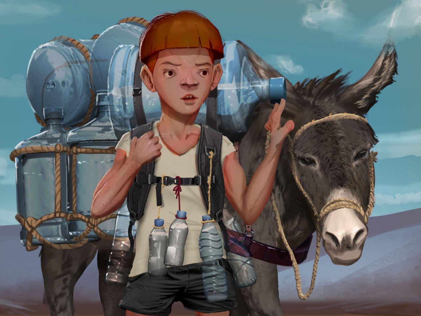 Victor Viletier | Games, concept and illustration
