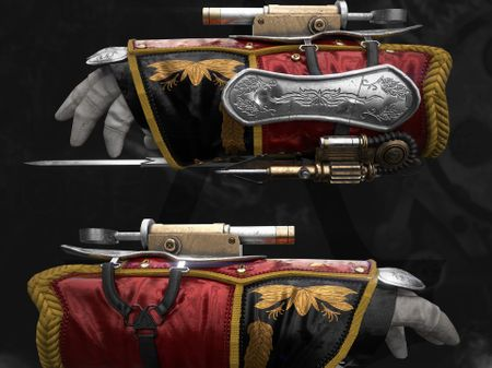 CHIMERA - Assassin's Creed  Syndicate