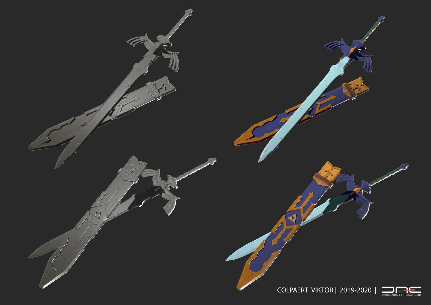 2 Dae03 Colpaert Viktor Asset Master Sword Viktorcolpaert