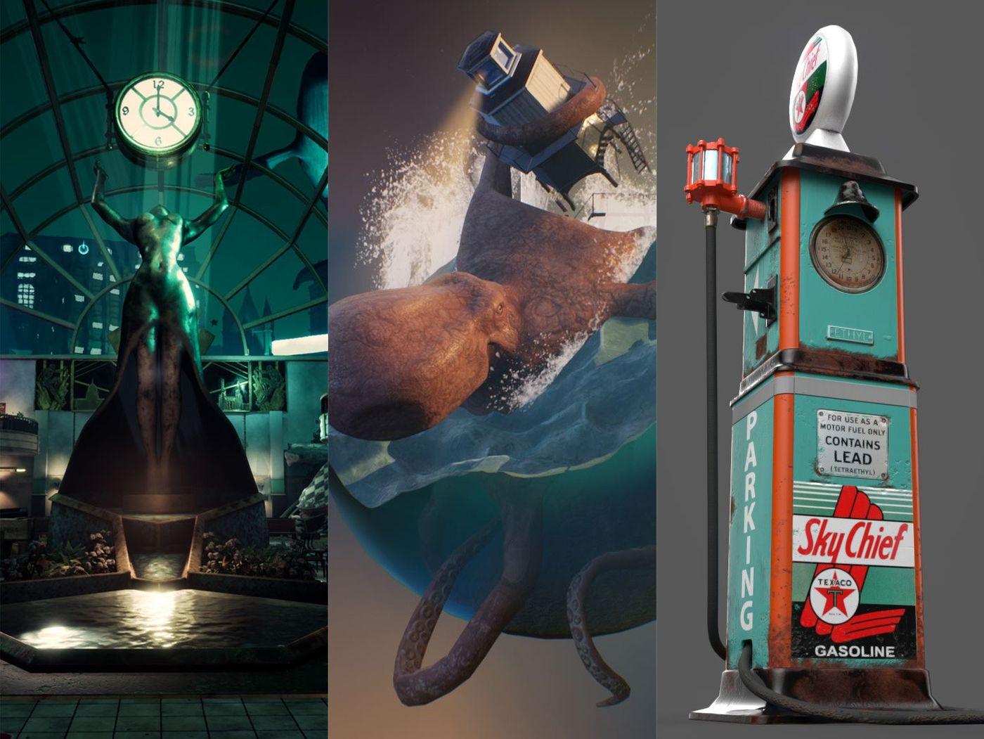 Viktor Pecsi - Environment Artist Portfolio | The Rookies