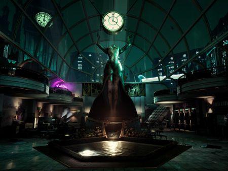 The Golden Line - Bioshock London DLC