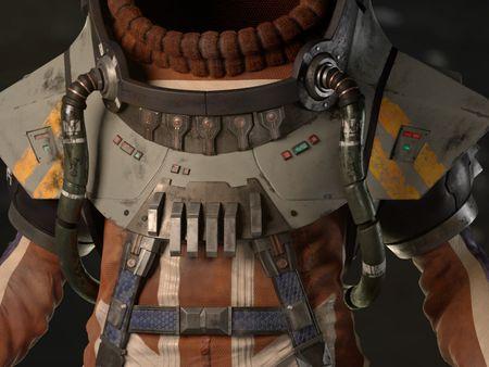Alien Space Suit
