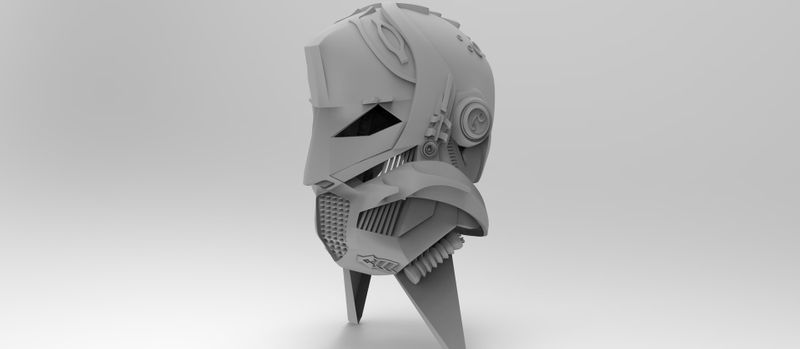 Concept Mask in Maya