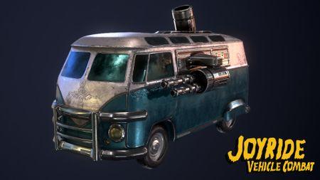 Firepower The Explosive Van