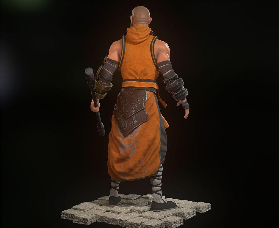 Monk%20back1 Vinoth