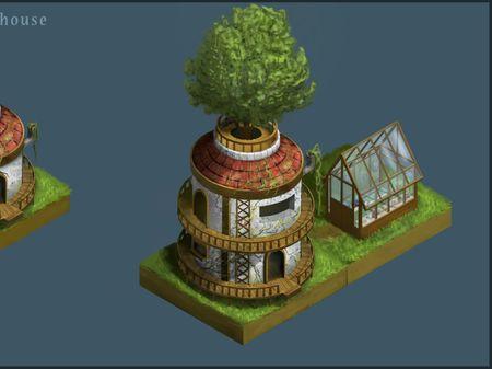 Assets design