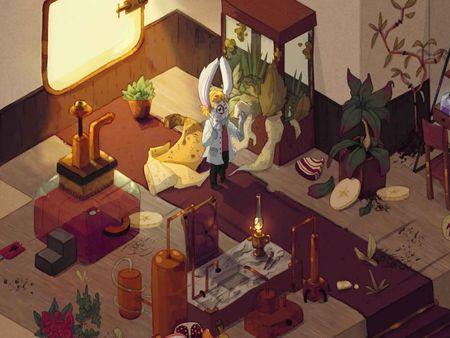 Flower laboratory