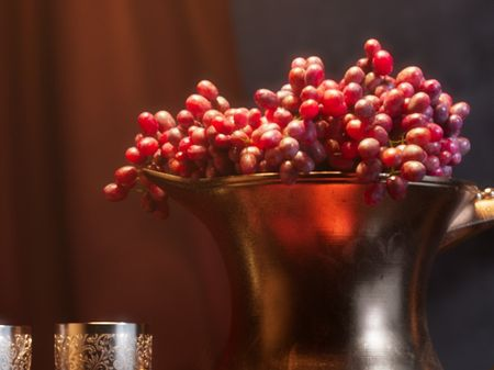 Still Life - The Grapes