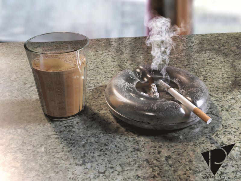 Chai Sutta (Tea- Cigarette)
