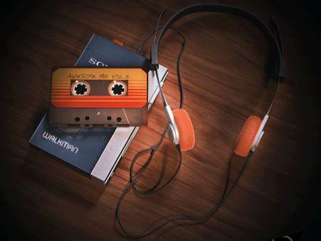 Awsome mix vol-3