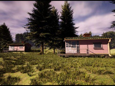 [UE5] - Abandoned Camp Cottages