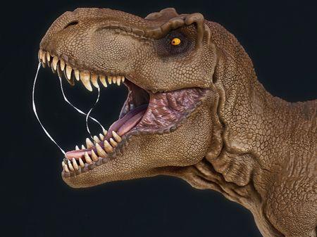 Tyrannosaurus Rex - Jurassic Park