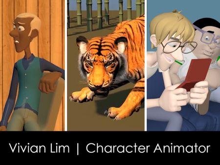 Character Animator Demoreel