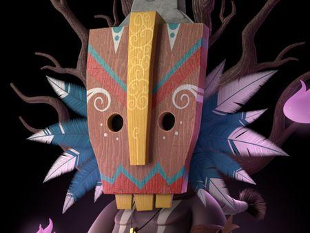 Tiki Forest