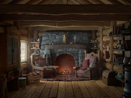 Tyrolean Hut