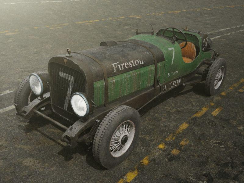Hudson Super Six