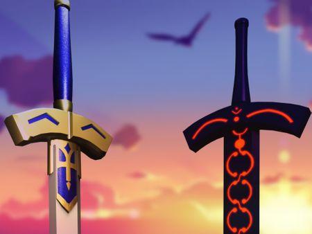 saber's excalibur
