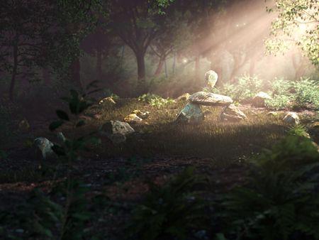 Druidic Altar