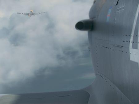 Fortem.  -  Outpost VFX's entry